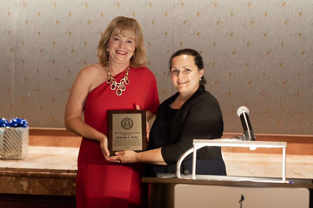 Deborah L. Potter Trial Lawyer of the Year Award
