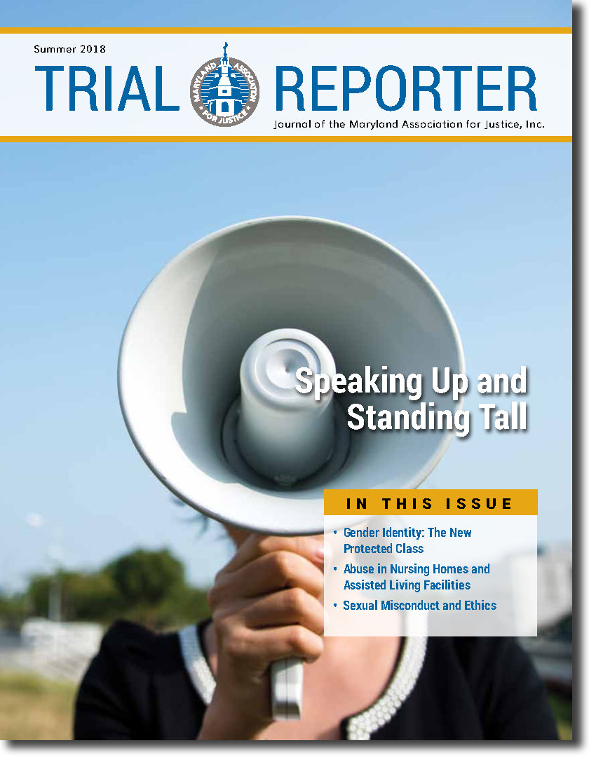 Trial Reporter Advertising