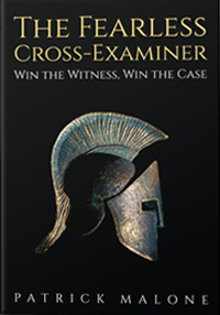 The Fearless Cross-Examiner Win the Witness Win the Case